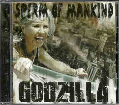 SPERM OF MANKIND-Godzilla
