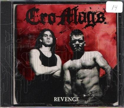 CRO - MAGS - Revenge