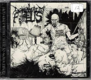 DISMEMBERED FETUS - Generation Of Hate (Re - issue)