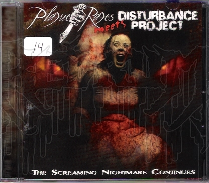 PLAGUE RAGES / DISTURBANCE PROJECT - Split C.D.