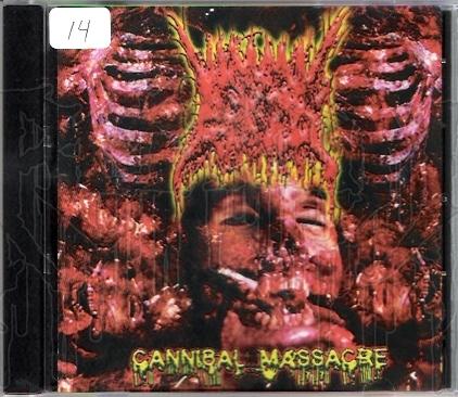 VISCERAL GRINDER - Cannibal Massacre