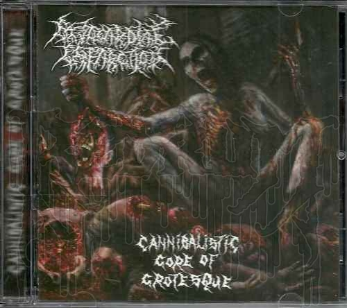 MYOCARDIAL INFARCTION Cannibalistic Gore Of Grotesque