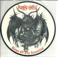 "ROTTING CHRIST - Dawn Of The Iconoclast (7"" Picture Disc)"