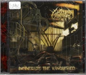 GORED - Incinerate The Vanquished
