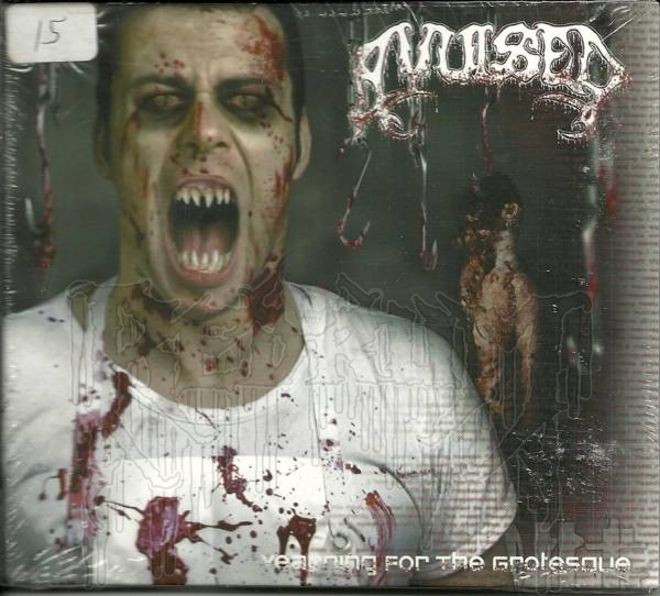 AVULSED - Yearning For The Grotesque (Digi - pak)