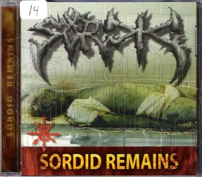 SORDID (Aus.) - Sordid Remains