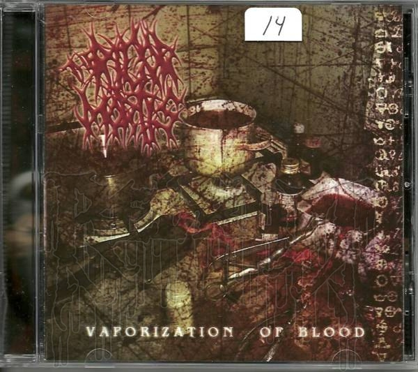 THE RIGOR MORTIS - Vaporization Of Blood