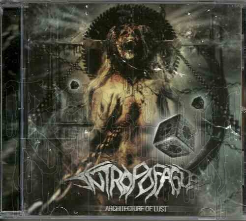 ANTROPOFAGUS - Architecture of Lust