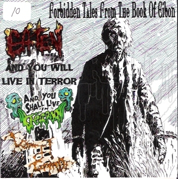 COMP: FORBIDDEN TALES FROM THE BOOK OF EIBON