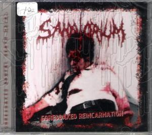 SANATORIUM - Goresoaked Reincarnation (Reissue)