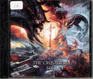 DESCEREBRATION - The Crusaders 666