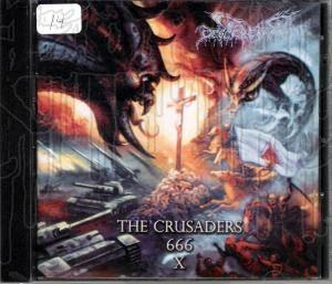 DESCEREBRATION - The Crusaders 666