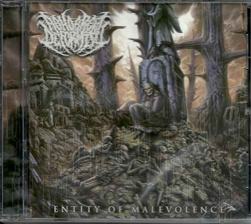 ABHORRENT DEFORMITY - Entity Of Malevolence