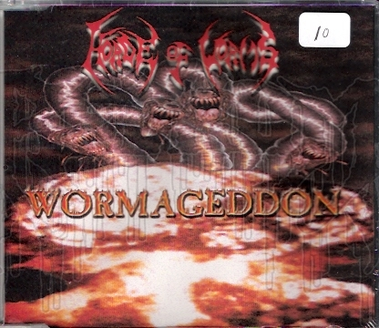 HORDE OF WORMS - Wormageddon