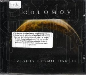 OBLOMOV - Mighty Cosmic Dances