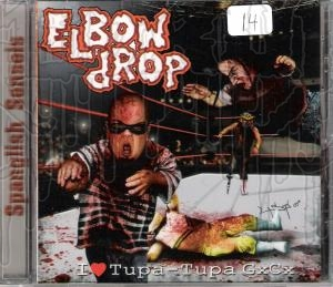 ELBOW DROP - I Love Tupa - Tupa GxCx