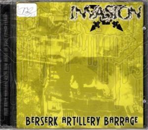 INVASION - Berserk Artillery Barrage