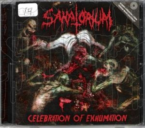SANATORIUM - Celebration Of Exhumation/Internal Womb Cannibalism