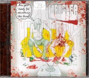 MANGLER / ABORTARIUM - Split C.D.