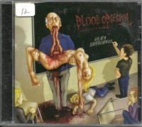 BLOOD OBSESSION-Death Surrounds