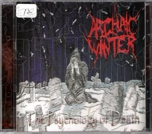 ARCHAIC WINTER-The Psychology Of Death