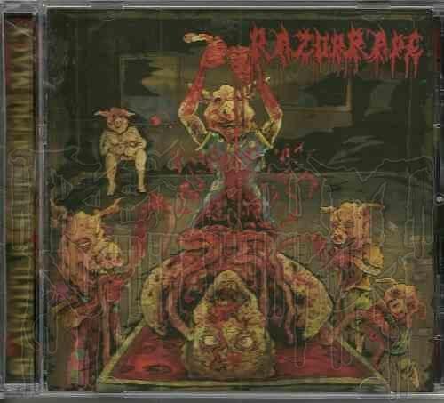 RAZOR RAPE-Slaughter Sluts Supremacy MCD