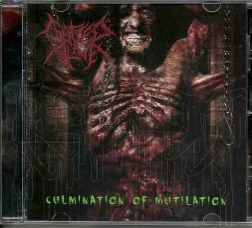 GUTTED ALIVE - Culmination of Mutilation