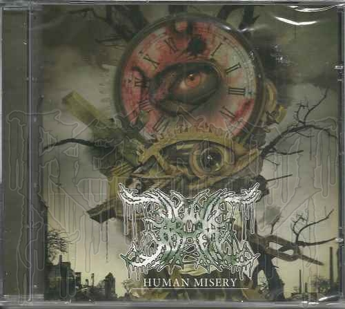 SLOWLY ROTTEN - Human Misery