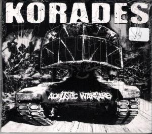 KORADES - Acoustic Warfare (Digi - pak)