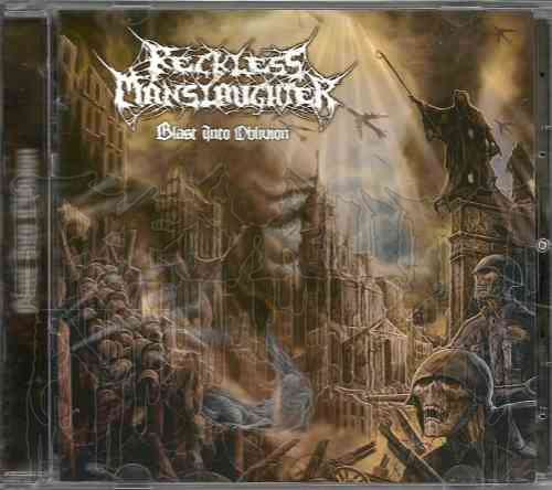 RECKLESS MANSLAUGHTER-Blast into Oblivion