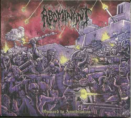 ABOMINANT – Onward To Annihilation (Digi-pak)