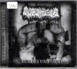 AUTOPHAGIA - Mutilate Your Enemy