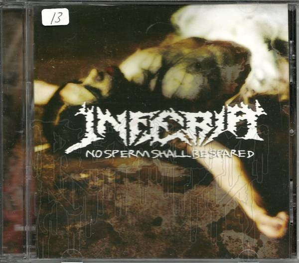 INFERIA - No Sperm Shall Be Spared
