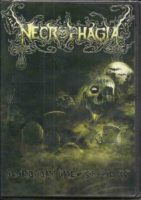 NECROPHAGIA - Necrotorture / Sickess (DVD)
