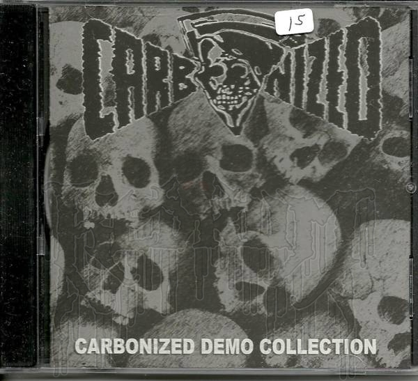 CARBONIZED - Carbonized Demo Collection