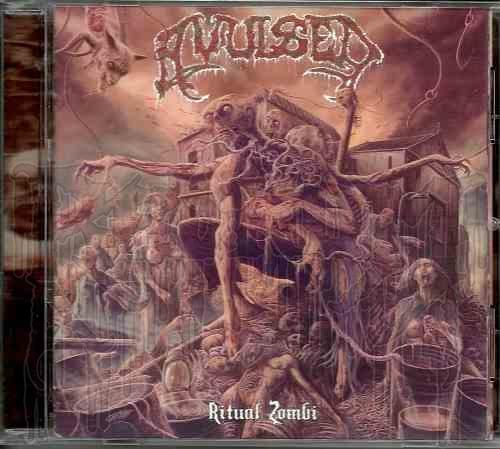 AVULSED-Ritual Zombi (Import Version)