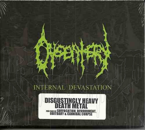 DYSENTERY - Internal Devastation