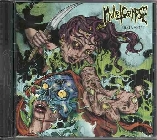 MULLETCORPSE - Disinfect