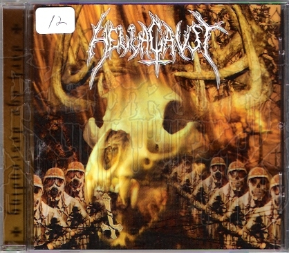 HELLACAUST - Dark And Descending