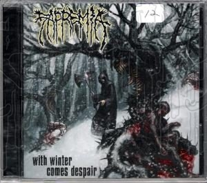 SAPREMIA - With Winter Comes Despair