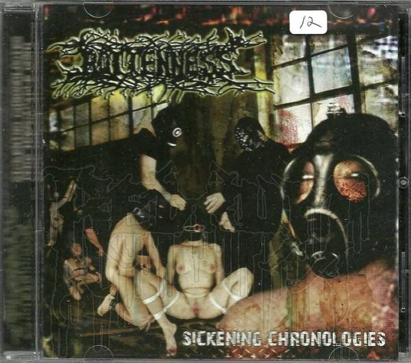 ROTTENNESS - Sickening Chronicles