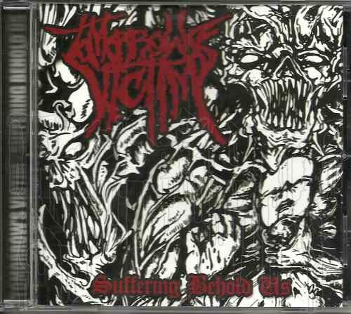 TOMORROW'S VICTIM-Suffering Behold Us (MCD)