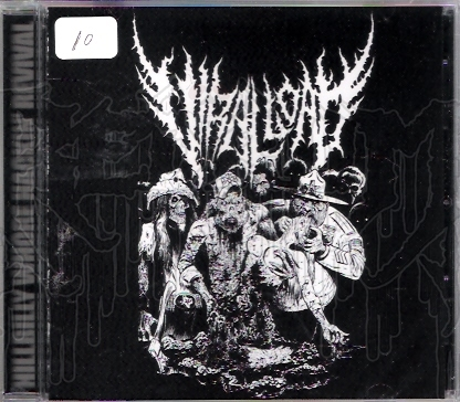 VIRAL LOAD - Hillbilly Whore Hackin Revival (Re - Issue MCD)