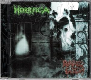 HORRIFICIA / RAPED BITCH - Split C.D.