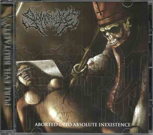 SLAMOPHILIAC - Aborted Into Absolute Inexistence (Reissue w Bonus Tracks)