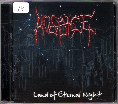 HOSPICE - Land Of Eternal Night