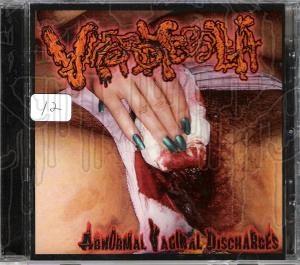 SOLDERED POON / VISCEROMEGALIA - Split CD