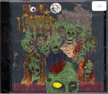 BIONIC HAMMER - Horror Grind