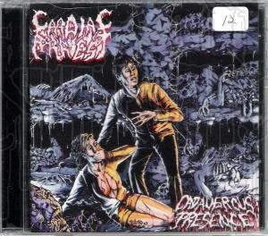 CARDIAC ARREST - Cadaverous Presence