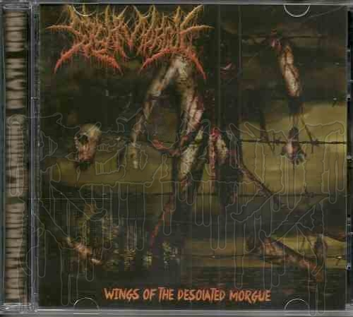 SICK MORGUE - Wings Of The Desolated Morgue